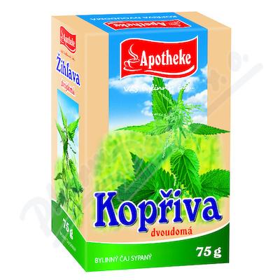 Apotheke Kopřiva dvoudomá - list sypaný čaj 75g