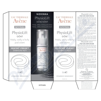 AVENE Physiolift Oční krém 15ml