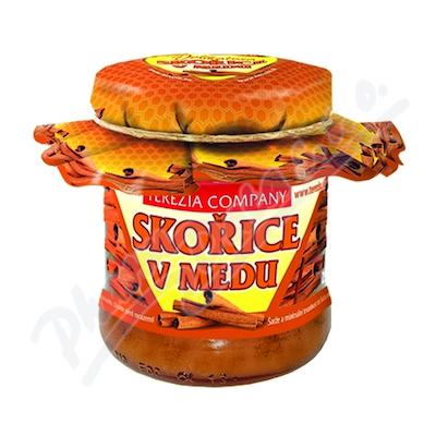 TEREZIA Skořice v medu 250g