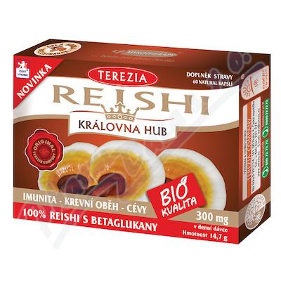 TEREZIA Reishi BIO cps.60