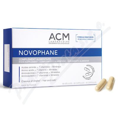 ACM Novophane pro kvalitu vlasů a nehtů cps.60