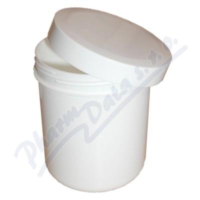 Kelímek s šroub.víčkem 375ml/300g bílý Červenková
