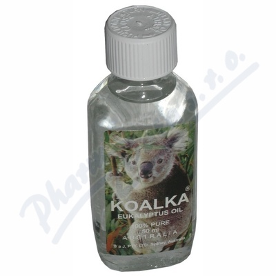 Koalka eukalyptus oil 100% pure 50ml (Koala)
